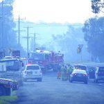 MELBOURNE FIRE CARRUM DOWNS